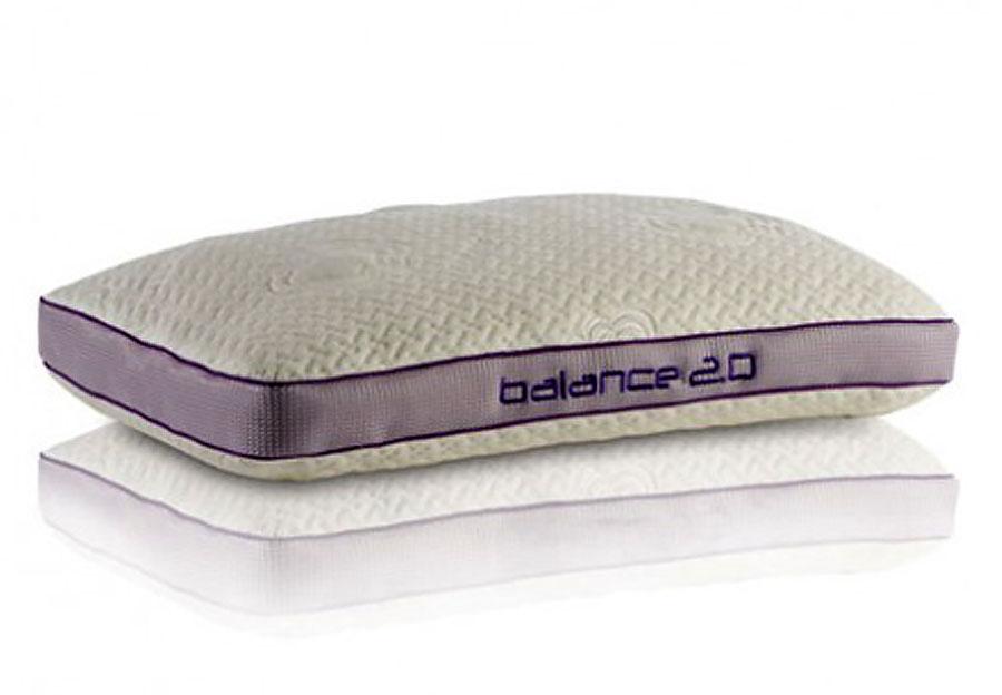 Bedgear Balance 2.0 Shredded Latex Pillow - Queen