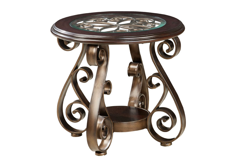 Standard Bombay End Table
