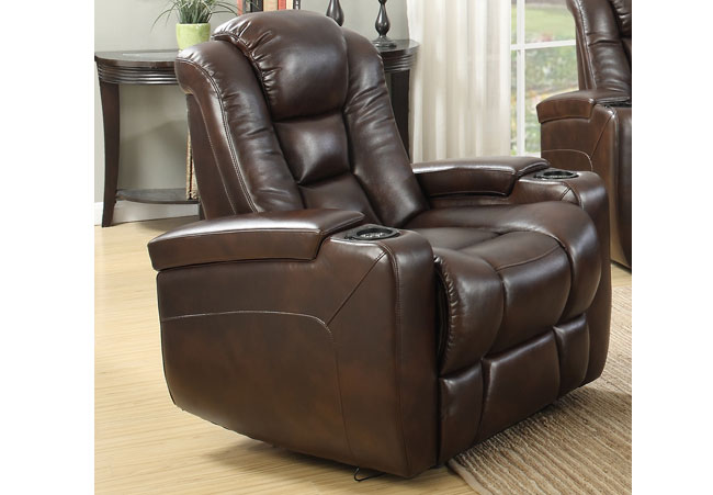 Ausen Transformer Coffee Power Recliner