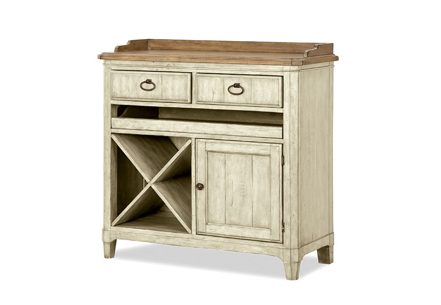 Palmetto Home Millbrook Wine Console