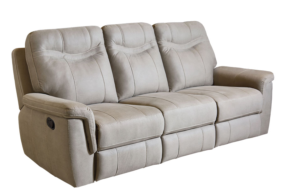 Standard Furniture Boardwalk Stone Reclining Sofa
