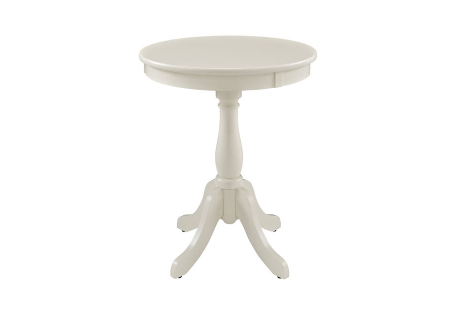 Powell Furniture Round Accent Table