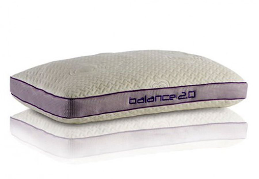 Bedgear Balance 2.0 Shredded Latex Pillow - Queen