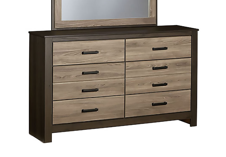 Standard Fremont Six Drawer Dresser