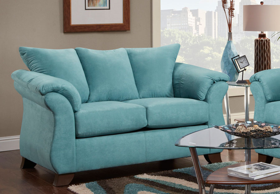Affordable Sensations Capri Loveseat