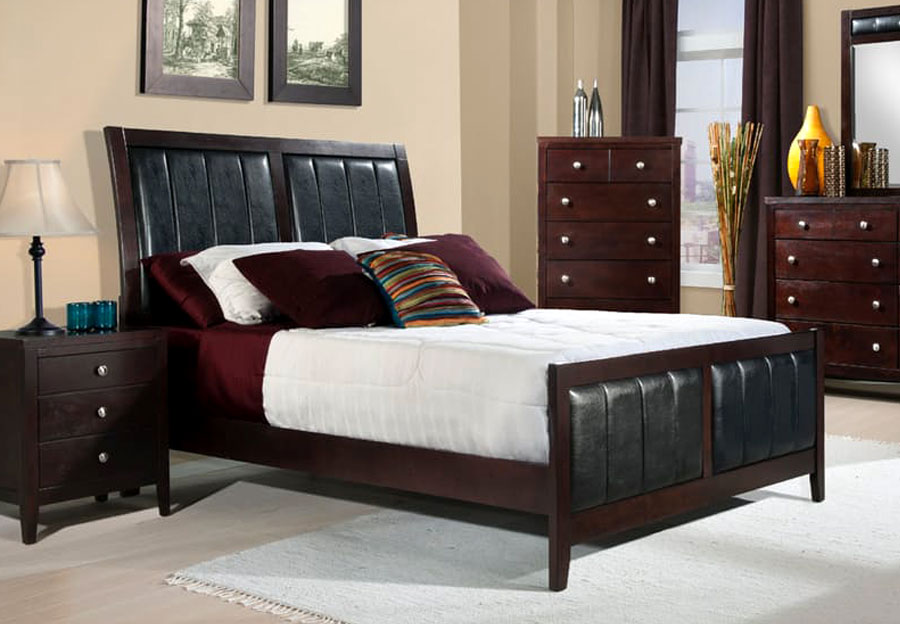 Elements Lawrence 3pc Complete King Bed