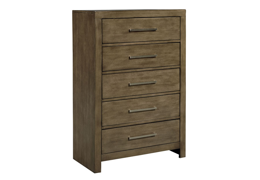 Standard Furrniture Five Drawer Chest