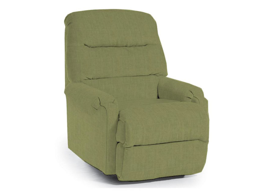 Best Sedgefield Green Apple Chaise Rocker Recliner