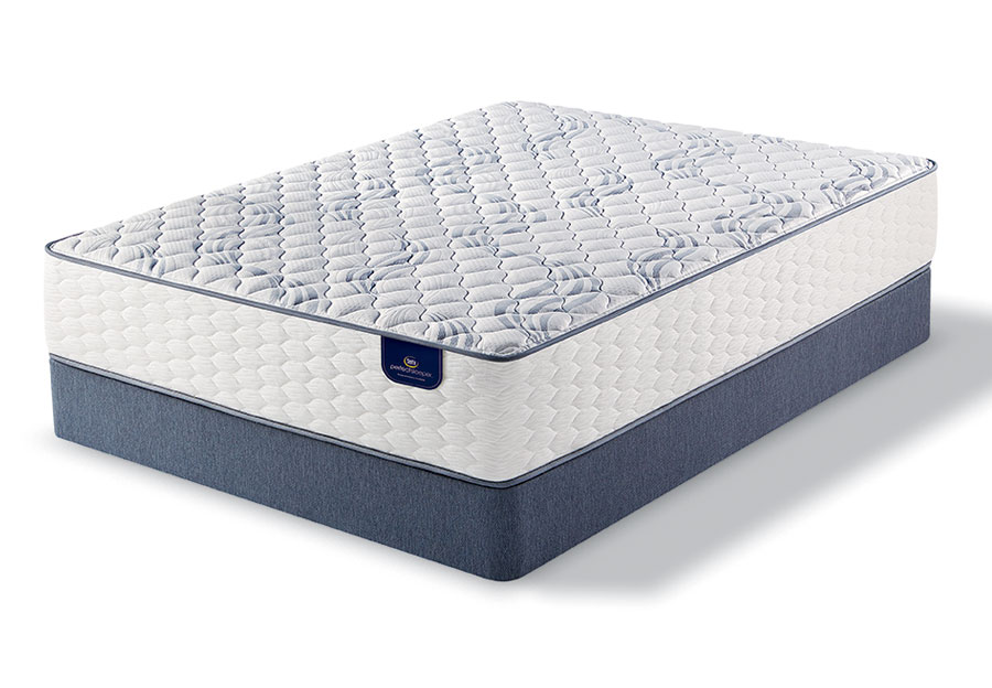 Serta Perfect Sleeper Coralview Firm Mattress-Queen