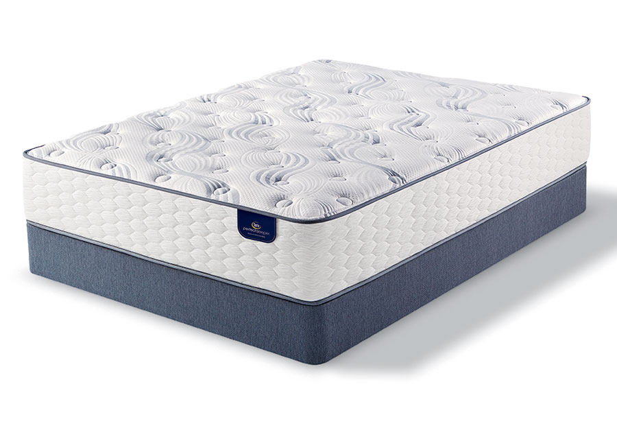 Serta Perfect Sleeper Coralview Plush Mattress-Queen