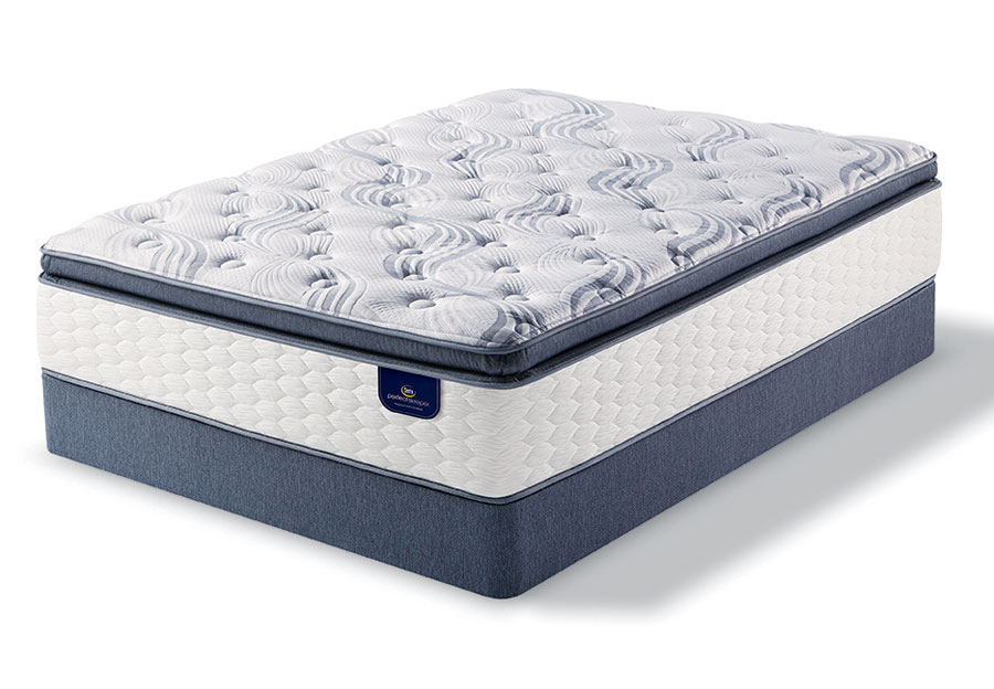 Serta Perfect Sleeper Kirkville Ultra Plush Mattress-Queen