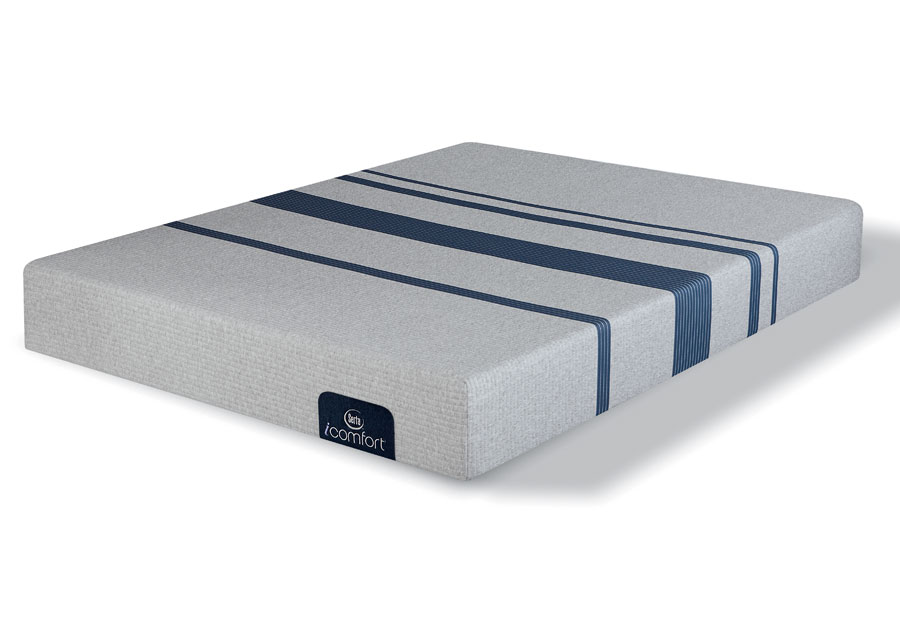Serta iComfort Blue 100 Plush Mattress-Queen
