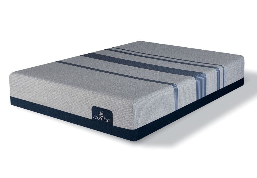 Serta iComfort Blue 1000 Plush Mattress-Queen