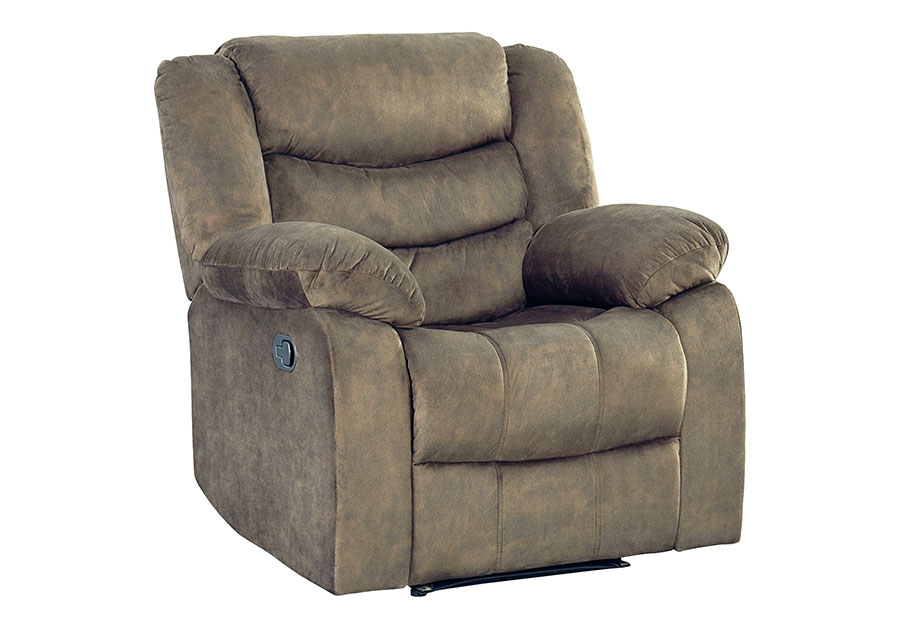 Standard Ridgecrest Grey Manual Recliner