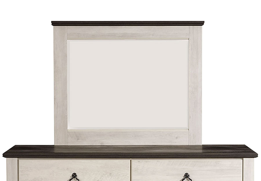 Standard Furniture Rivervale Panel Mirror
