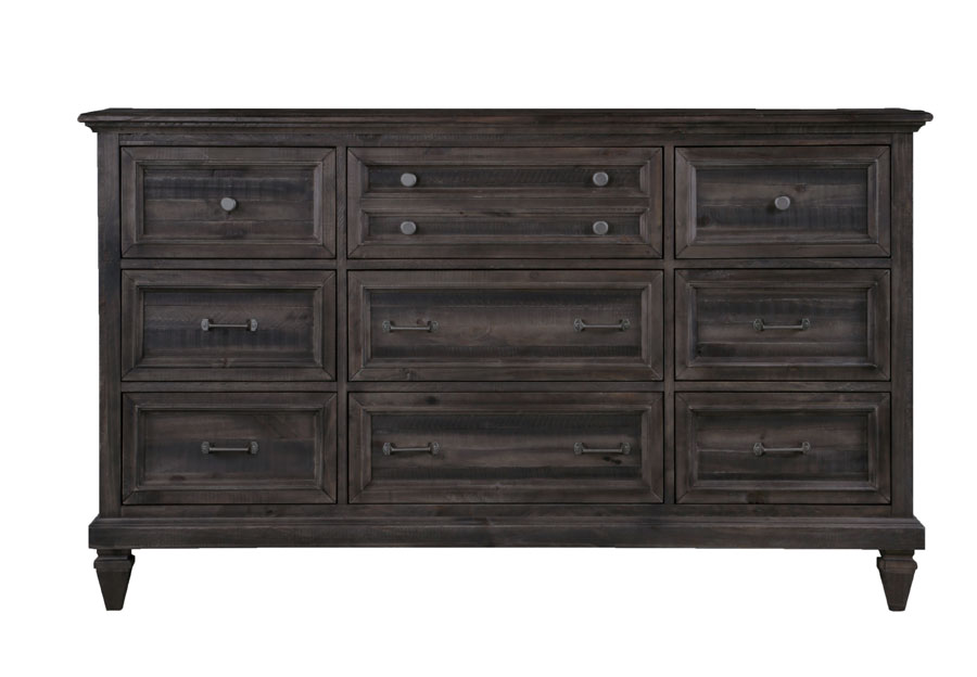 Magnussen Calistoga Nine Drawer Dresser