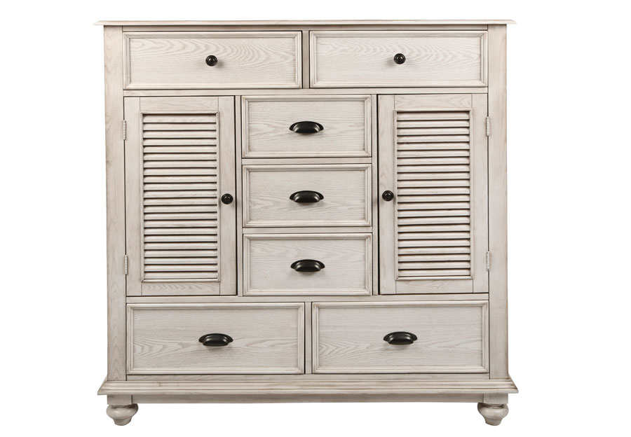 New Classic Lakeport White Mule Chest