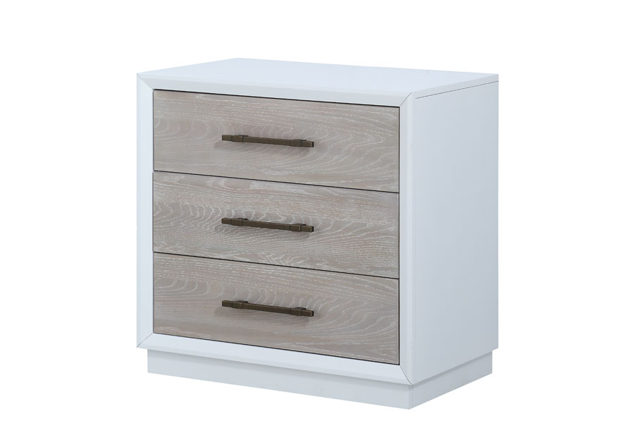 Panama Jack Boca Grande Three Drawer Nightstand