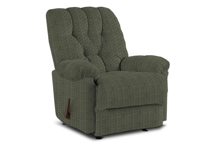 Best Raider Herb Rocker Recliner