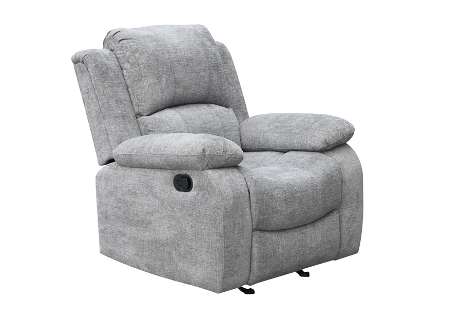 Global Parrot Dove Manual Glider Recliner
