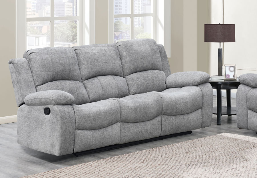 Global Parrot Dove Power Recline Sofa