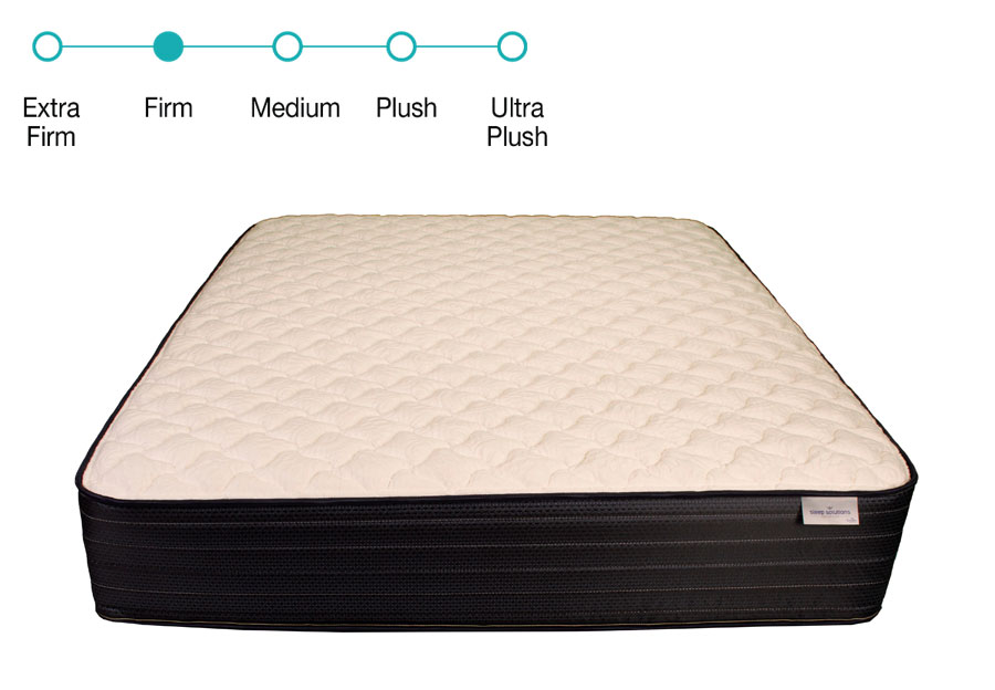Solstice Sleep Products Twin Colorado Firm Mattress