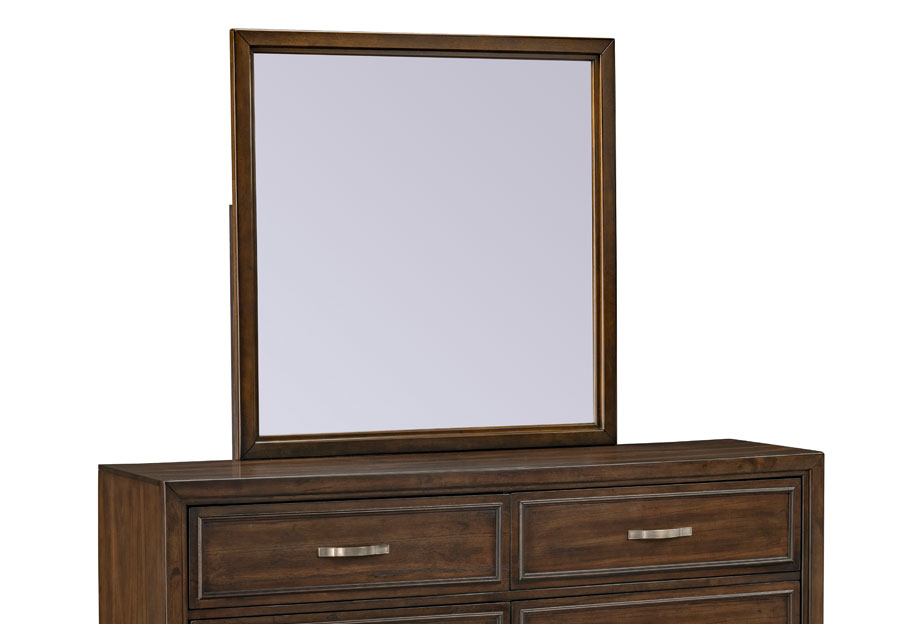 Standard Winchester Tobacco Mirror