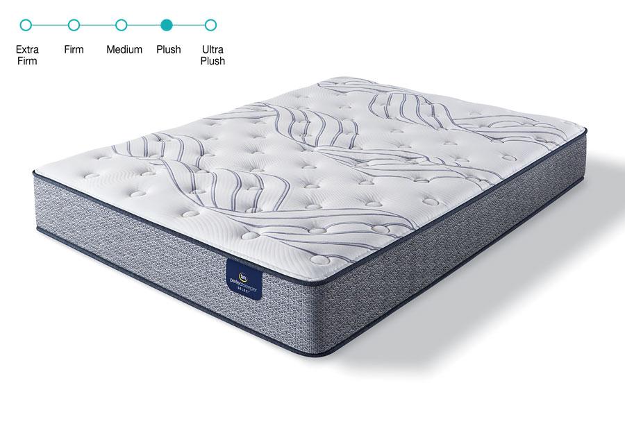 Serta Perfect Sleeper Queen Kirkville II Plush Mattress