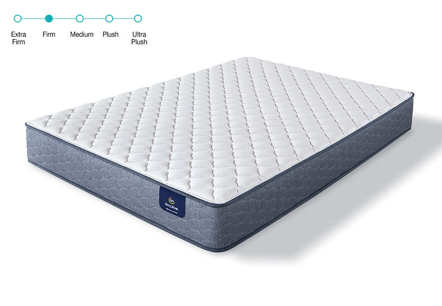 Serta SleepTrue Halsted Firm Twin Mattress
