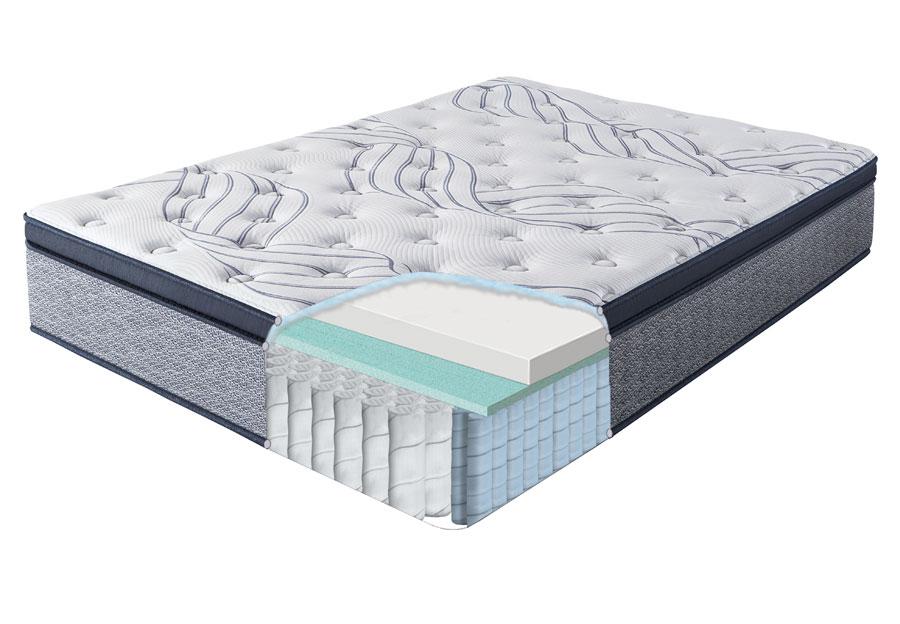 Serta Perfect Sleeper King Kirkville Ii Pillowtop Plush