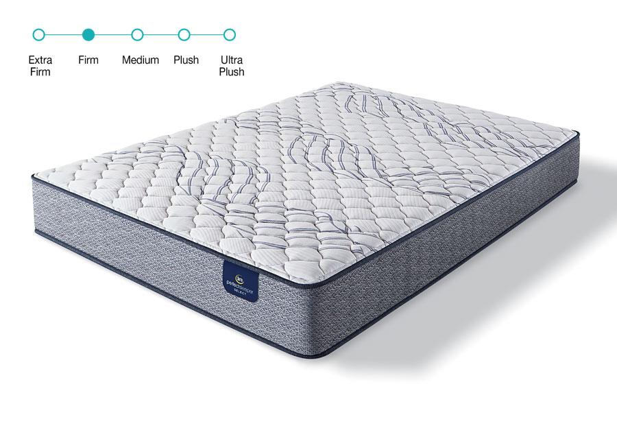 Serta Perfect Sleeper King Kirkville II Firm Mattress