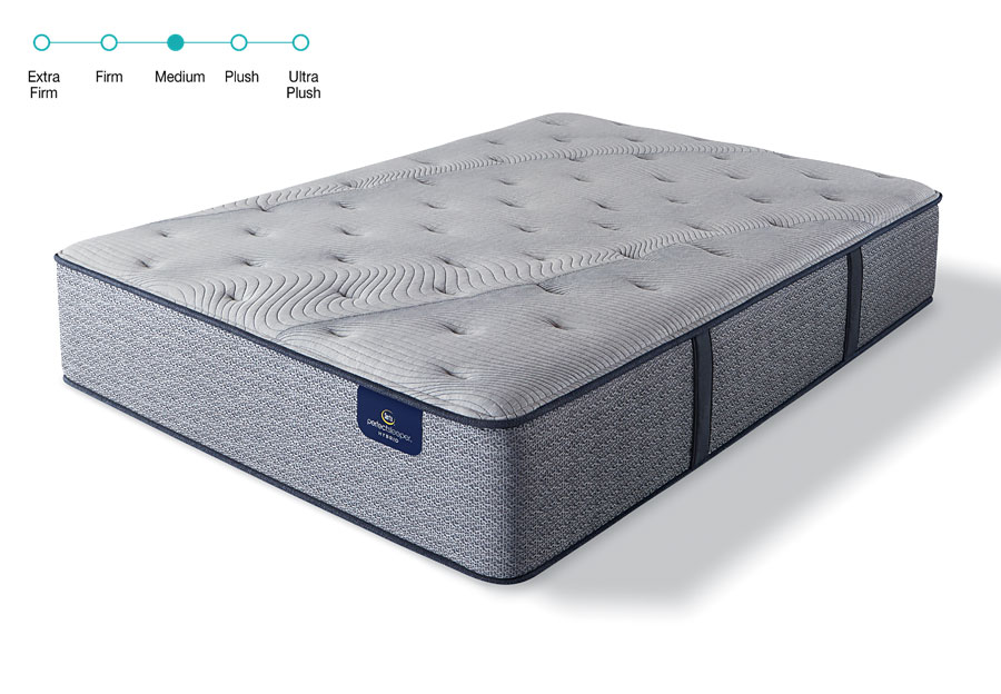 Serta Perfect Sleeper Full Delevan II Luxury Firm Mattress