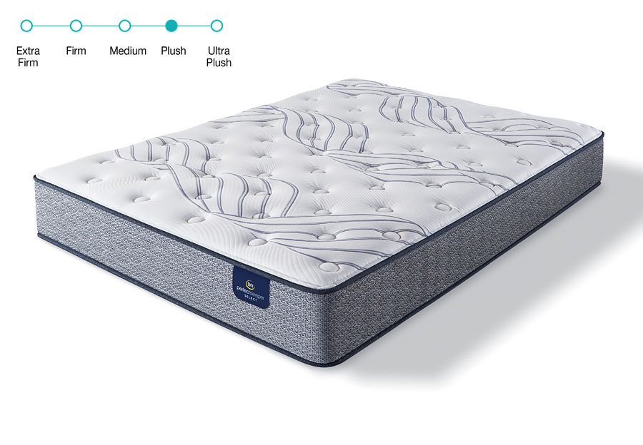 Serta Perfect Sleeper Full Kirkville II Plush Mattress