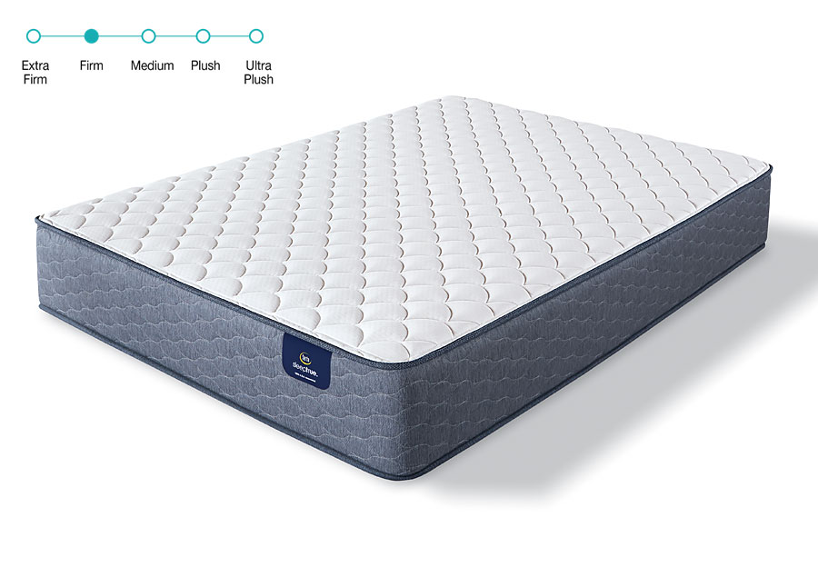 Serta Sleeptrue Twin Carterson II Firm Mattress