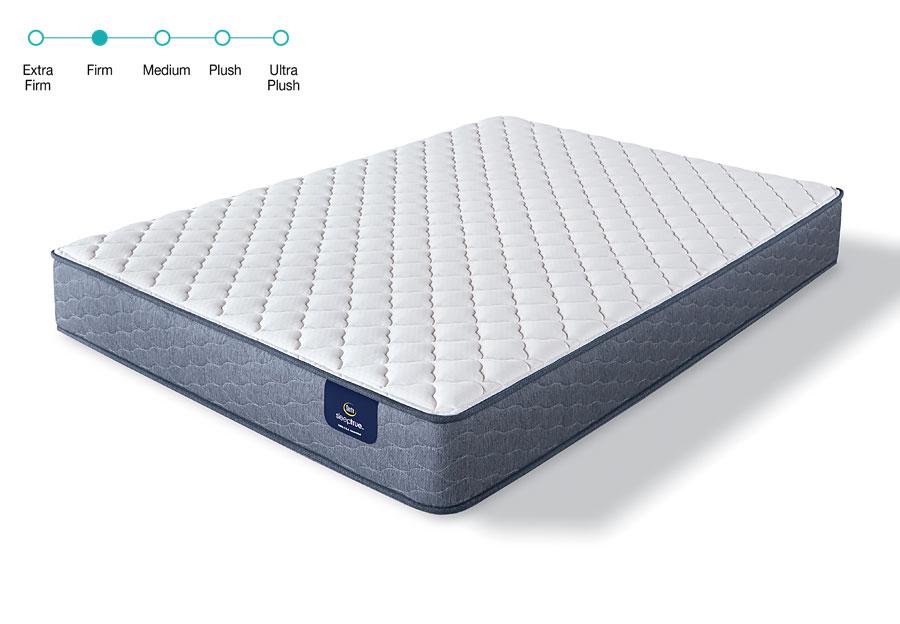 Serta SleepTrue Halsted Firm Twin-XL Mattress