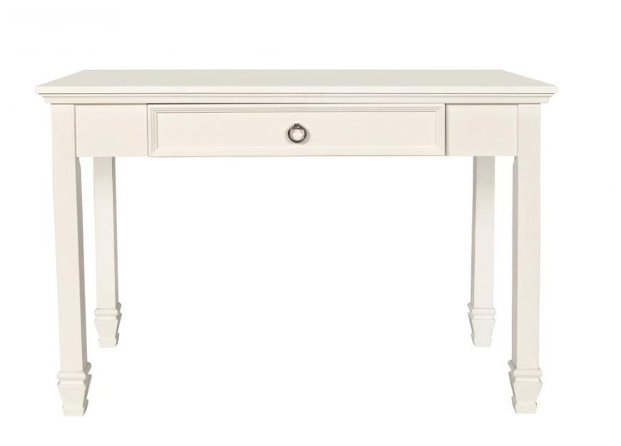 New Classic Tamarack White Desk