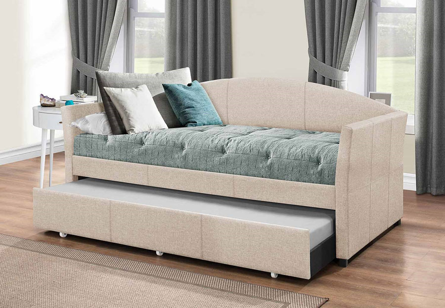Hillsdale Westchester Fog Daybed With Trundle