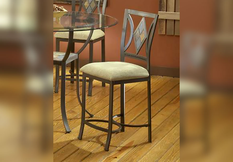Bernards Diamonds 29 Barstool