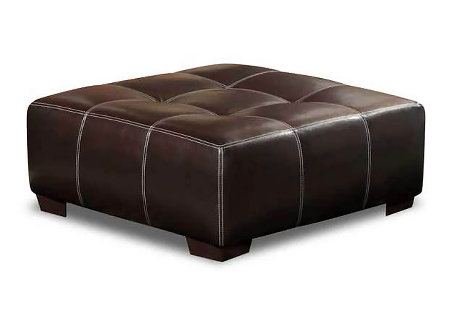 Affordable Furniture Sea Rider Saddle Ottoman