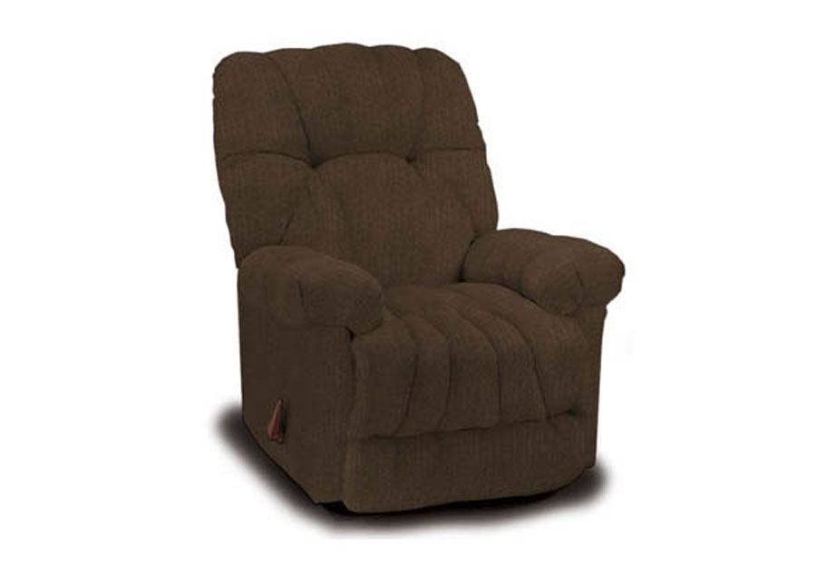 Best Conen Cocoa Rocker Recliner