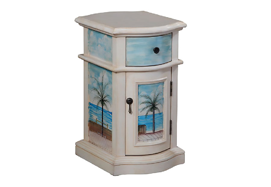 Coast To Coast Chairside Storage Cabinet Key Largo